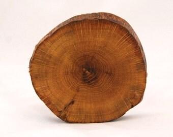 Oregon White Oak Coaster, Sustainably Harvested