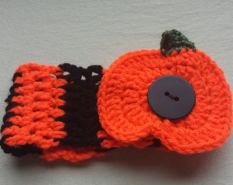 Halloween headband for baby girl