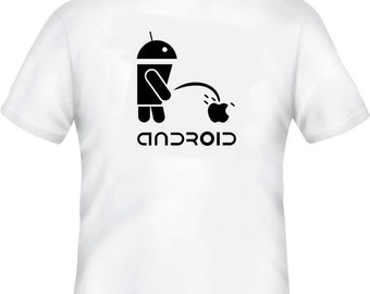 Funny Android T Shirt