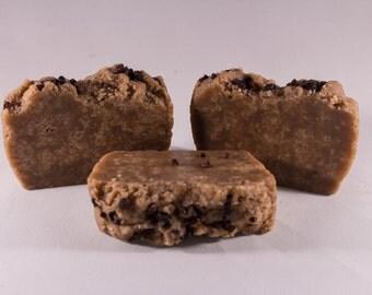 Chocolate Soap Bar