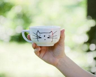 Steph's Cappuccino Mug