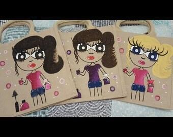 Medium Beach Bags