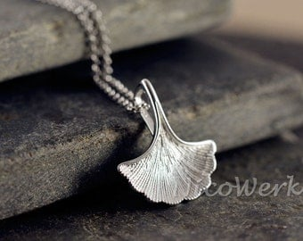 Silver necklace with pendant necklace ladies jewelry 925 Silver Chain gift 375