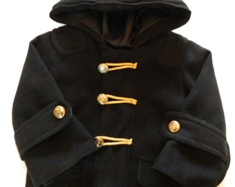 Kids Pirate Coat Boys Girls ORIGINAL coat Original Winter Jacket VARIOUS SIZES