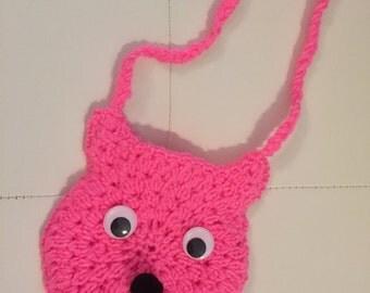 Kid's Purse Pink
