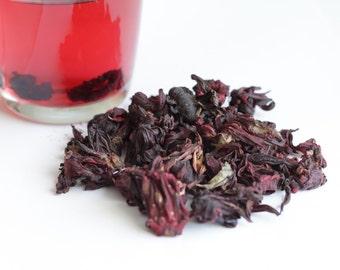 Roselle Blossom Tea