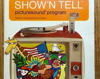 Show' N Tell Record Tom Thumb 1965