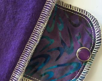 Organic Mini Pantyliner Moonpads Cotton Cloth Pads - Bali