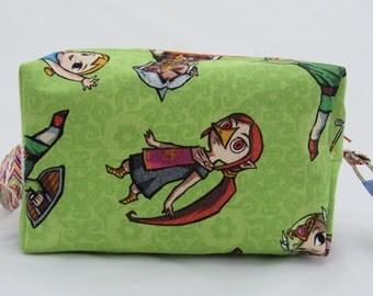 Zelda Box Bag
