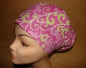 New  Josephina Euro Style Medical Surgical Scrub Hat Vet Nurse Chemo