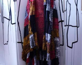New! Mottainai Wrap + Shawl + Blanket