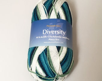 Destash - Plymouth Yarn Diversity - Deep Sea
