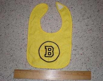 Boston Bruins Terry Baby Bib