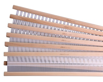 "Ashford Rigid Heddle Loom Reeds 16"" 24"" or 32"" (2.5, 5, 7.5, 10, 12.5 or 15 dpi)"