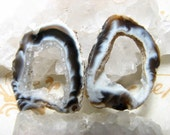 Geode Slices, jewelry making, crafting, home decor, terrarium decor
