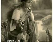 Gypsy Girl*Sitting*Reflecting*Wonderful*Bohemian**BOHO*Quilt art fabric block*Quilts,Pillows,Sachets,Frame