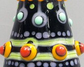 Genie--Handmade Lampwork Glass Bead