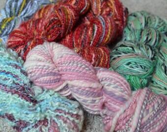 Handspun Yarn Stash Sale #4