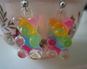 Rainbow Candy Bears