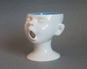 Baby Head Cup, Ready to ship