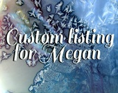 Reserved for MEGAN ~12 HOPE rainbow cancer awareness bracelets~ 100% donation to The Gateway for Cancer Research