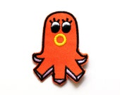 Hot Dog Octopus Patch