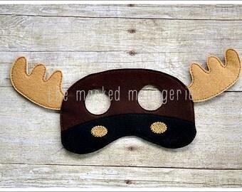 moose mask etsy
