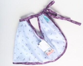 Purple vintage swing top