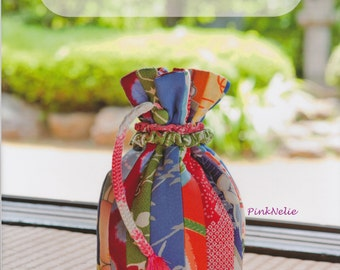 Japanese Fabric Bags - Japanese Craft Book
