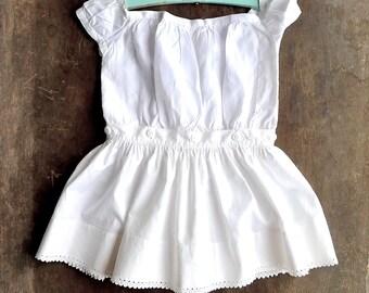 Civil War Era Child's Undergarments