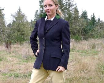 Savile Row Equestrian Show Coat Size 6