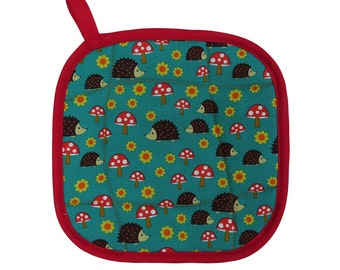 Hedgehog Pot Holder