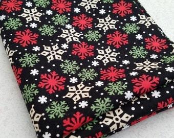 34 Inches Debbie Mumm Snowflake Print Fabric Christmas