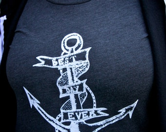 Women's Best Day Ever Anchor Tee