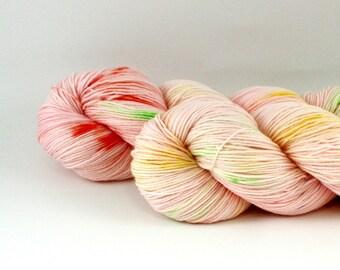 Daiquiri - Beefcake Sock - Handdyed Sock Yarn