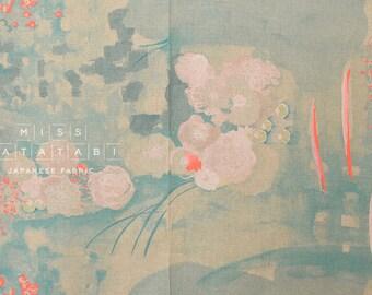 Nani Iro Japanese Fabric Kokka Komorebi AW - B - 50cm