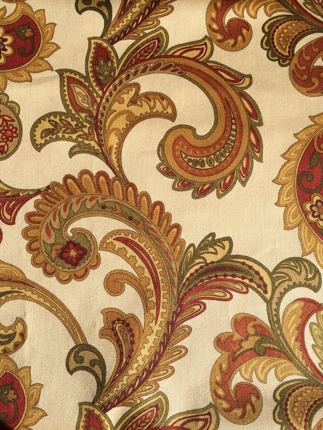 Jacobean Floral from Mill Creek Fabrics one yard