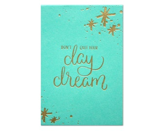 Day Dream Mini Sticky Notepad