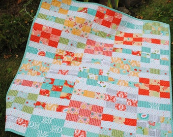 Easy Quick Beginner Quilt Patterns Precuts Fat by sweetjane : patchwork quilt books for beginners - Adamdwight.com
