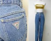 PALMETTO'S . high waist . denim jeans . size 7