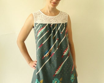 Made By Rae PATTERN - The Ruby Dress & Top - XS-XXL