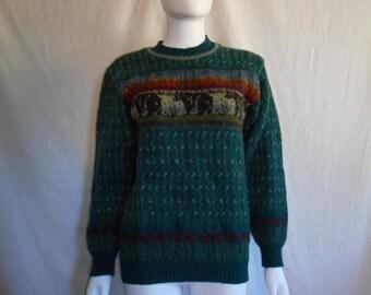 BEAR Wool pullover sweater jumper