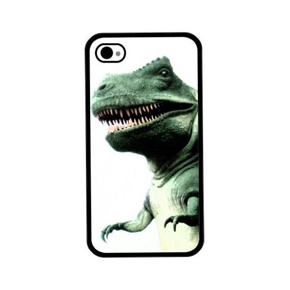 Phone Case - Grrr... Dinosaur - Hard Case for iPhone 4, 4s, 5, 5s, 5c, SE, 6, 6 Plus, 7, 7 Plus - iPod Touch 4, 5/6 - Galaxy