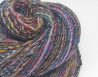 Handspun Yarn - Zigzag
