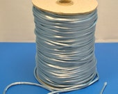 Pale Blue Rattail Satin Cord 2mm 3 yards