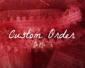 Custom Order MLP RealFee Dress for Marline