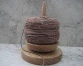 Knit Spinner  (Red Oak)