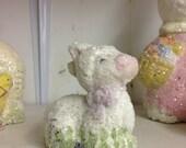 Lamb Teena flanner original