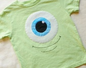 Mike W One Eyed Monster Shirt Toddler Youth Adult