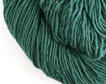 Rifton Mono 350yds/320m ~4oz/114g USA wool Malachite (coordinates with Spring)